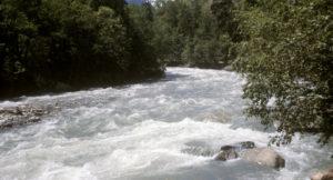 Река Чаткал