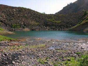 Озеро Кичкинекуль