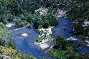 Долина реки Коксу