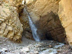 Водопад Пальтау.