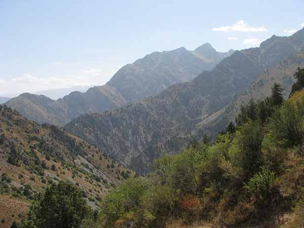 Перевал Гулькам