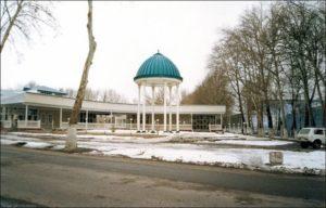 Центр города Газалкент